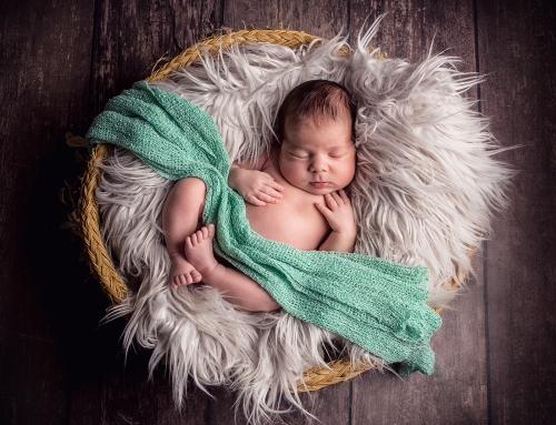 Newborn fotografía