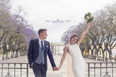 Fotografo de boda en Jerez de la Fra